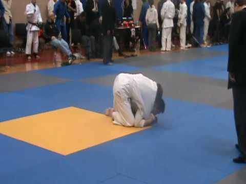 Adam McHale Champion 1st Judo Tournament Image 1