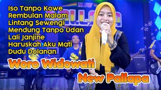 Download lagu Iso Tanpo Kowe Rembulan Malam Lintang Sewengi Woro Widowati Feat New Pallapa Full Album Terbaru 2021