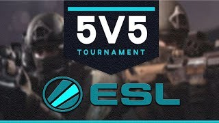 ESL September CUP - Round 2 GM 1  - Black Squad Cup Gameplay AK12 - Collection.