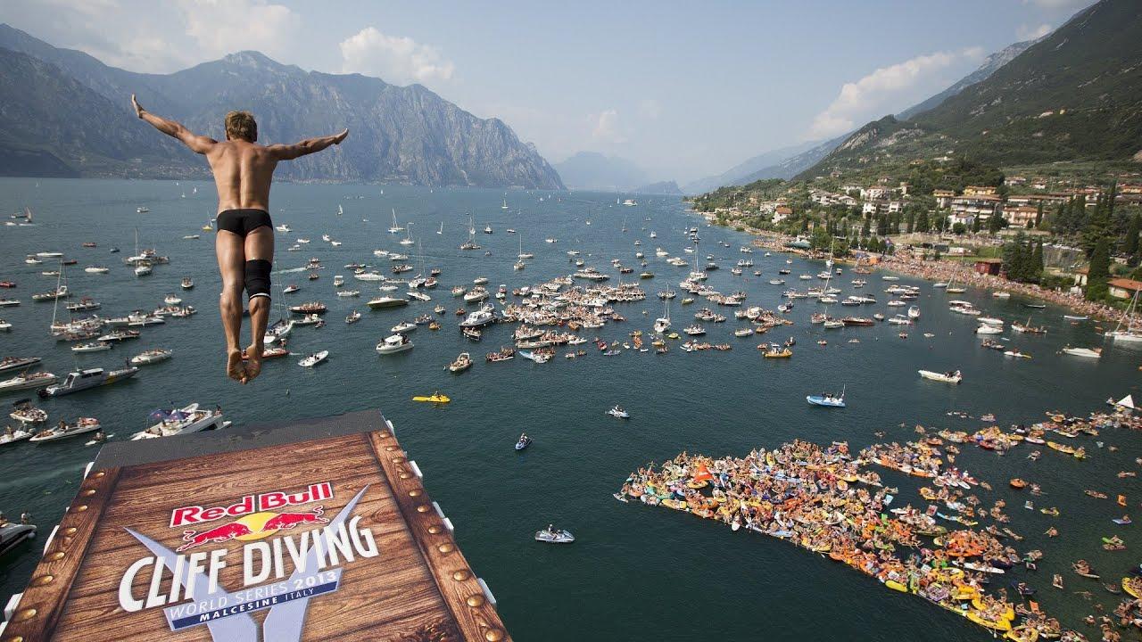 Red Bull Cliff Diving Wallpaper Red Bull Cliff Diving World