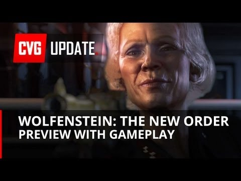 Wolfenstein: The New Order NEW Gameplay Preview