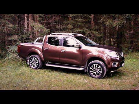 Nissan Navara 2.3 Tekna Premium review 2016