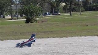 RC Jet Airplane Crash - Sunday's Crashes!