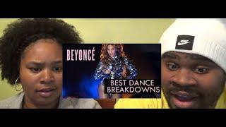 Download Lagu BEYONCE - BEST DANCE BREAKDOWNS - REACTIONS Gratis STAFABAND