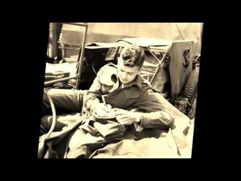 Skeeter Davis & Bobby Bare -a Dear John Letter -ww Ii Edition video