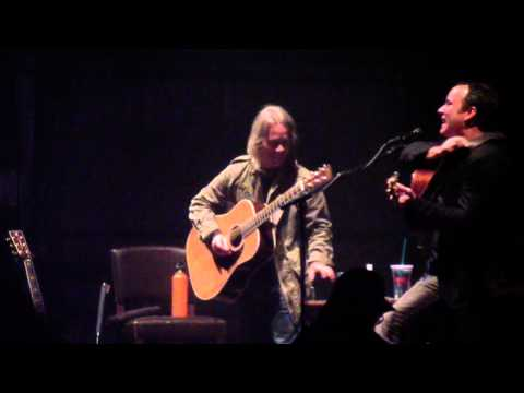 Dave Matthews and Tim Reynolds - Life is good Festival - 2012-09-23