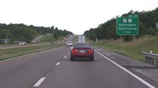 Columbia MO - Reckless Driver on I-70 West