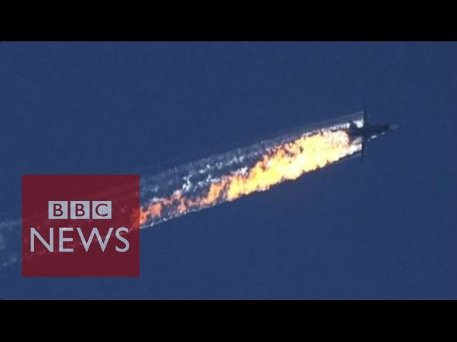 Putin fury after Turkey downs warplane - BBC News