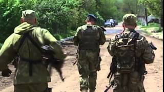 East Ukraine Update׃ Captured Russian soldiers brought to Kyiv, 2 Ukrainians killed