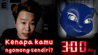 Astagfirullah! SENDIRI MAIN TALKING ANGELA JAM 3 PAGI DI RUMAH (Do Not Call Talking Angela at 3 Am)