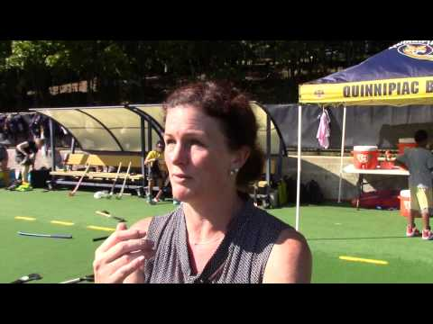 QU Field Hockey Post Game Comments & Highlights vs. Yale