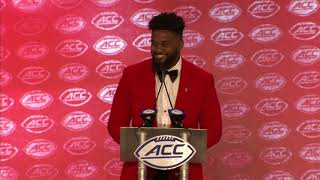NC State 2019 ACC Football Kickoff Press Conference