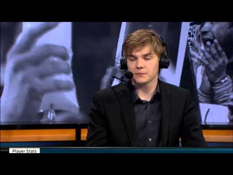 SK Gaming vs Copenhagen Wolves post-match analyst desk with Cyanide | W8D2 S5 EU LCS Spring 2015