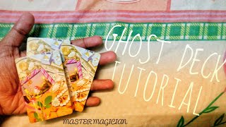 The ghost deck card trick tutorial