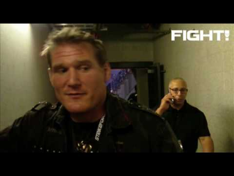 Josh Barnett: I'm A Bloodthirsty Maniac Video
