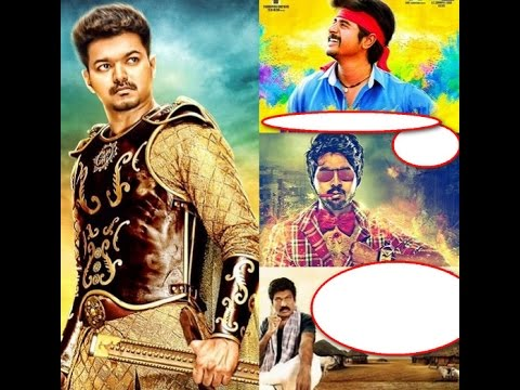 GV Prakash's Trisha Illana Nayanthara and Goundamani's 49-0 take up Vijay' Puli release date!-review Photo Image Pic