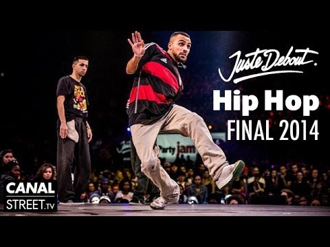 Hip Hop Final - Juste Debout 2014 Bercy video