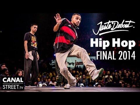 Hip Hop Final - Juste Debout 2014 Bercy video