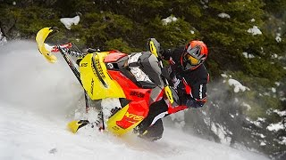 TEST RIDE: 2015 Ski Doo Renegade XRS