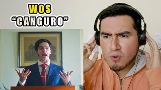 EL RAP EXPERIMENTAL DE WOS | WOS - CANGURO (Video Reacción)