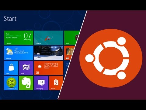 Dual-Boot Ubuntu 14.04 and Windows 8 [2014]