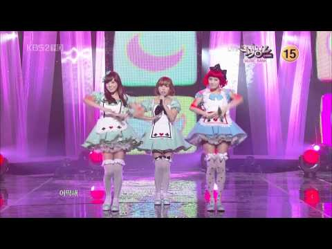 101119 Orange Caramel - Aing (comeback Stage) video