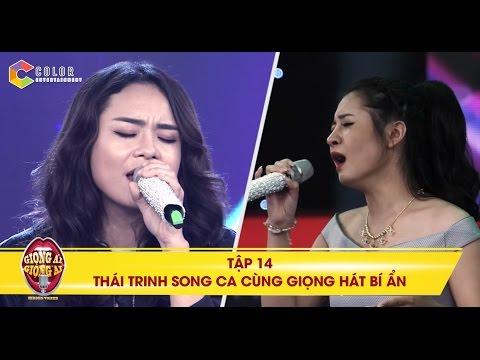 Giọng Ải Giọng Ai: Thái Trinh bất ngờ khi song ca cùng với giọng ca trẻ đầy tiềm năng