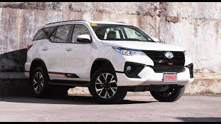 Toyota Fortuner 2019 TRD Sportivo
