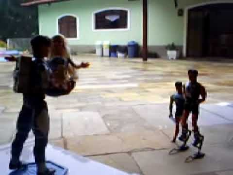 Max Steel em: O Resgate de Barbie parte II subtitled English