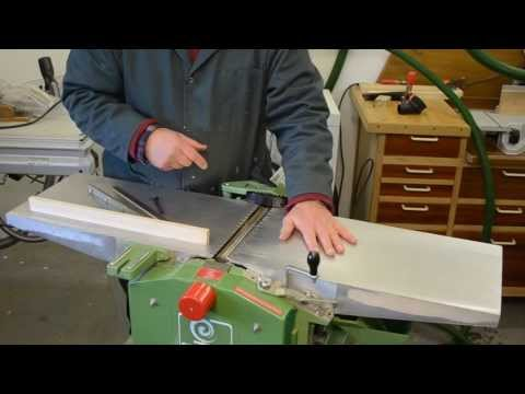 How to Set Planer Blades
