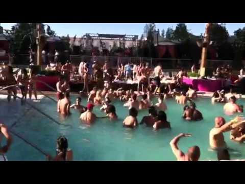 The Palms Casino and Resort Pool Party Las Vegas