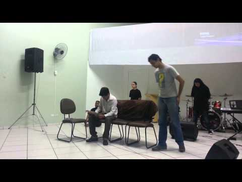 Teatro Cristão Jovem você pode
