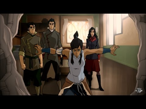The Legend Of Korra Season 3 Episode 8 Review - Searching For The Enemies! video