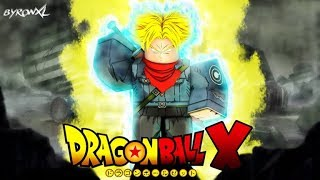 Dragon Ball X (ALL FORMS) (UPDATED) (GAME PASSES) (FUSION)