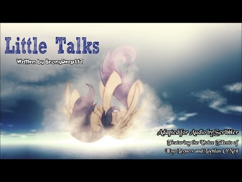 Pony Tales [MLP Fanfic Readings] 'Little Talks' by BronyDerp117 (slice-of-life / sadfic)