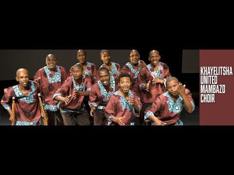 Khayelitsha united mambazo - voorkamerfest 2011, darling south africa