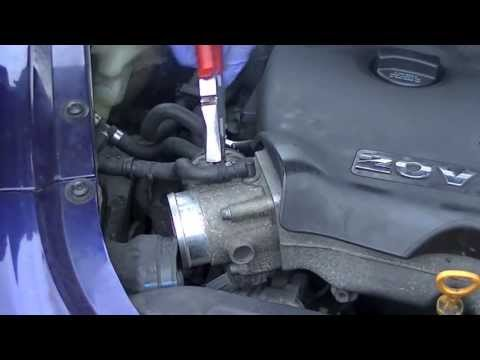 VW Throttle Cleaning & Removal Quick & Easy Steps