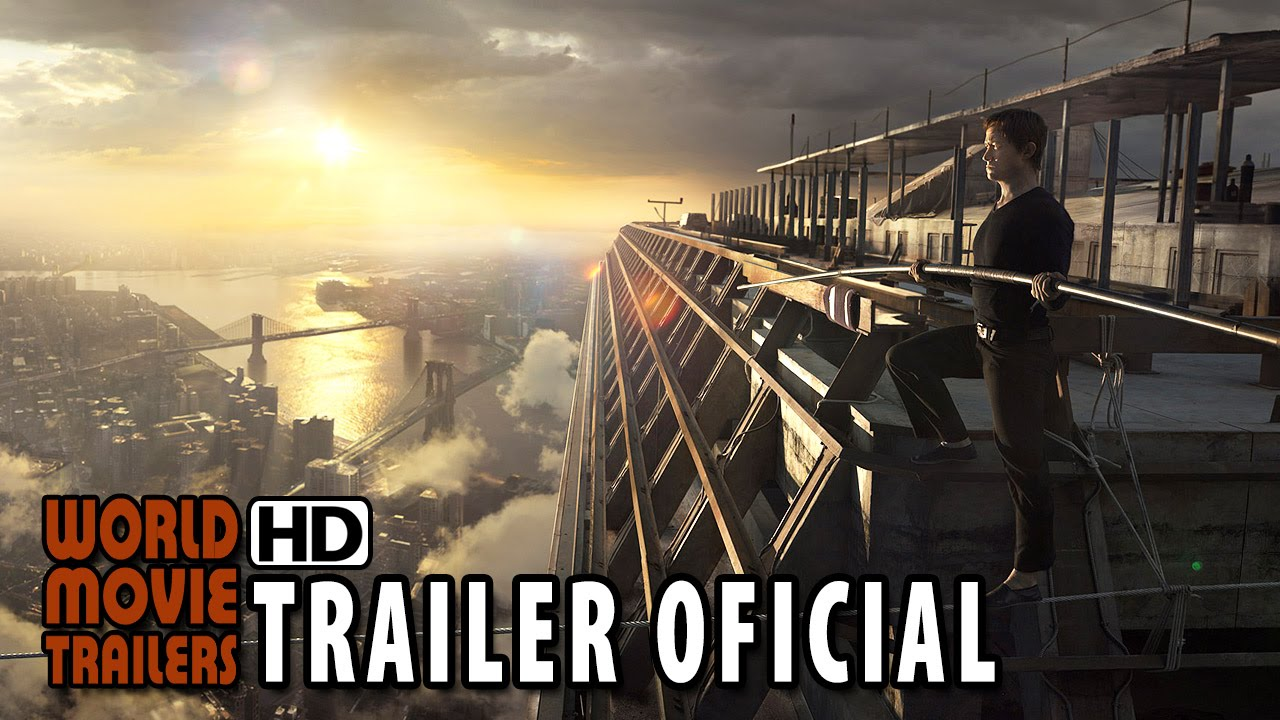 A Travessia Trailer Oficial IMAX Legendado (2015) - Joseph Gordon-Levitt HD
