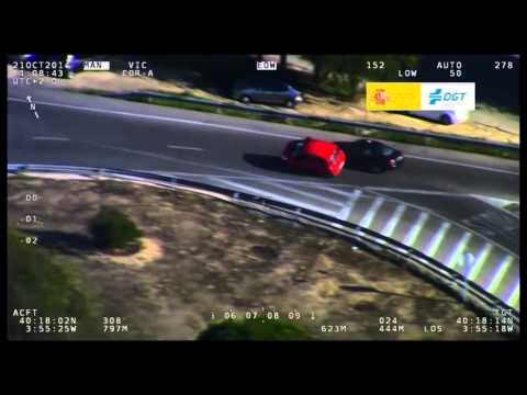 Locuras al volante: Saltándose el Stop