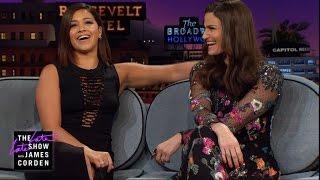 Virginity Talk w/ Idina Menzel & Gina Rodriguez