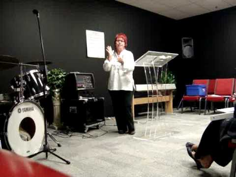 The Call of a Prophet by Beverly Tabor  Prophetic School