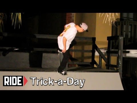 How-To Switch Bluntstall with Tyler Hendley - Trick-a-Day