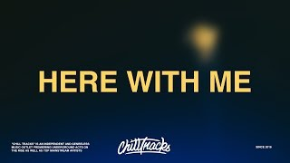 Marshmello, CHVRCHES – Here With Me (Lyrics) 🎵