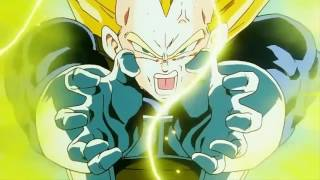 Resplandor final de Vegeta contra Cell