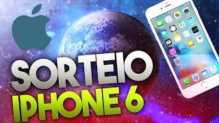 SORTEIO DE UM IPHONE 6 GRÁTIS