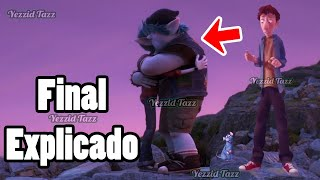 Final Explicado De Unidos (Onward Pixar)