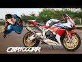 Project Bike: Honda CBR1000RR Mr. Superman MP3