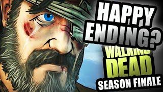 The Walking Dead Game ~ A Happier Ending ? ~ [ Season 2 Episode 5 Gameplay ] ALTERNATE FINAL PART
