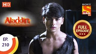 Aladdin - Ep 210 - Full Episode - 5th June, 2019