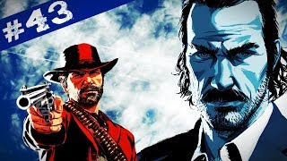TEST EN CARTON #43 - Red Dead Redemption 2